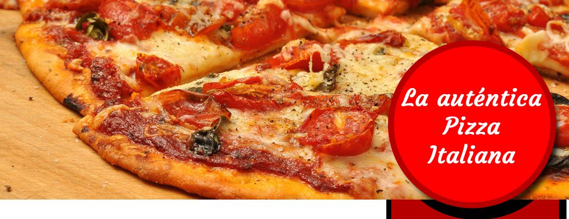 El sabor tradicional de la pizza italiana